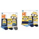 3-pack socks Minions Minions 27-34