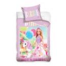 Bedding Barbie 140x200 70x80 coton