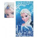 serviette Elsa  Frozen 140x70 serviette baignade
