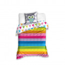 wholesale Home & Living: bed linen owl  140x200 70x80 100% coton