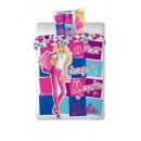 bed linen Barbie 001 160x200 70x80 coton
