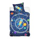 Bedtextiel  kosmonaut 160x200 70x80