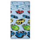 Sheet 90x200 with rubber .coton, Hot Wheels