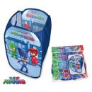 PJmasks canasta de juguetes pop-up almacenamiento