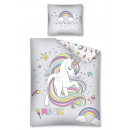 wholesale Haberdashery & Sewing: Youth bedding 140x200 70x80 unicorn