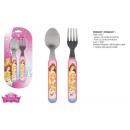 Cutlery set 2pcs fork spoon