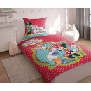bed linen Mouse Minnie 04 140x20070x80 coton