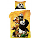 wholesale Licensed Products: bed linen Kung Fu  Panda 140x200 70x90 100% coton