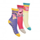Sock socks Peppa Pig 3pack 31/34 stock