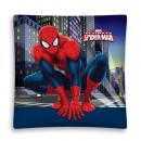 Deckbettbezug auf dem Kissen Spiderman