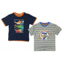 wholesale Licensed Products: T-SHIRT BOYS  Disney Planes 52 02 068