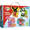 Classic Baby Puzzle, Bing and Friends