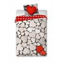 Bedding Valentine's Day AMore 160x200 70x80 co