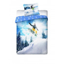 bed linen Youth winter 140x200 70x80 coton