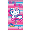 toalla Hello Kitty 140x70 100% bawłna