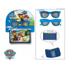 Paw Patrol set for gift wallet summer sunglasses