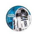 Pappteller  Geburtstag Star Wars 20 cm