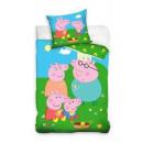 mayorista Artículos con licencia: Ropa de cama baby pig pepa 135x100 40x60 algodón