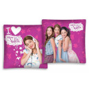 duvet cover on the pillow, Disney Violetta 01 40/4