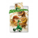 bed linen good dinosaur 160x200 NEW coton