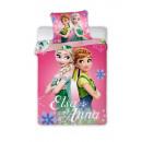 Baby bedding frozen Anna Elsa135x100 40x60 coton