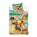 bed linen Paw Patrol 160x200 70x80 NEW! FAST!
