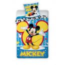 mayorista Artículos con licencia: sábana Mickey  140x200 70x90 Disney algodón