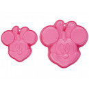 Minnie silicone pink 2 pcs. Disney