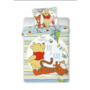 Baby bedding for 135x100 cot Winnie the Pooh