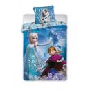 Bettwäsche 140x200 70x90 Disney Baumwolle frozen