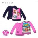 Großhandel Fashion & Accessoires: Sweatshirt Paw  Patrol Mädchen 3-6 Jahre