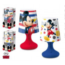grossiste Batteries et piles: batterie de la  lampe de nuit Mickey Disney