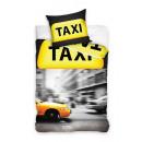 bed linen taxi 160x200 70x80 100% coton