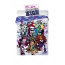 bed linen Monster High 160x200 Disney