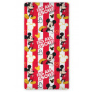 Mickey 90x200 sheet with Disney rubber band