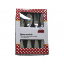 wholesale Licensed Products: A set of 4 cutlery for children Minnie Magic Disne