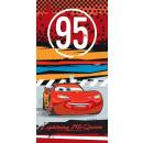 towel bathing Cars Disney 140x70 coton