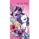 Cotton bath towel  140x70 My Little Pony