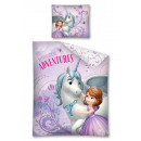 Bedding Zosia Princess 140x200 70x80 unicorn