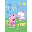 mayorista Artículos con licencia: manta Peppa Pig 100x150 polar