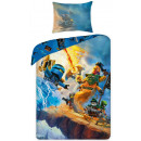 wholesale Home & Living: bed linen LEGO  Ninjago 140x200 70x90 100% coton
