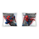 duvet cover 100% coton Spider Man 40x40 ZIP