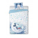 Bedding for baby cot Mickey 135x100 40x6