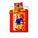 Bedding Fireman Sam 140x200 70x90