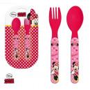 Minniel 13.5 cm Minniel plastic cutlery