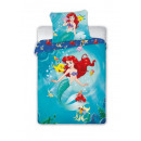 wholesale Bed sheets and blankets: Baby bedding Princess Ariel 135x100 40x60 cotton