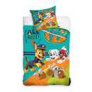 bed linen Paw Patrol 140x200 70x90 cotton
