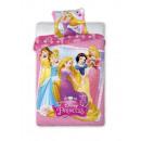 Bedtextiel 140x200  70x90 Disney Princess katoen