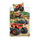 wholesale Haberdashery & Sewing: Bedding Blaze and monster machines 140x200 70x90