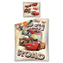 Bedtextiel Cars Disney 140x200 70x80 katoen